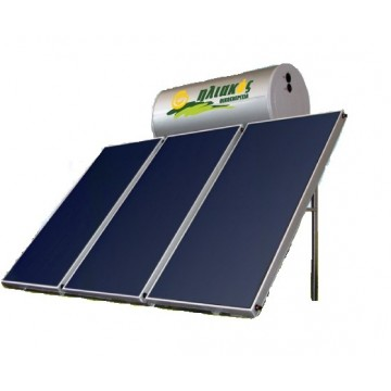 Hλιακός θερμοσίφωνας Άτλας S Energy  500lt/6m²