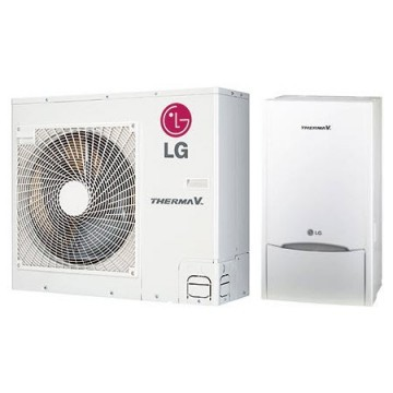Αντλία Θερμότητας LG 9KW Μέσων Θερμοκρασιών Split HN0914.NK2/HU091.U42