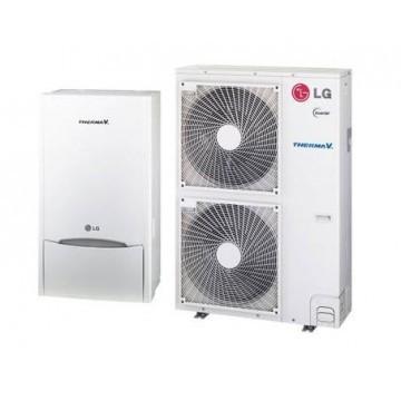 Αντλία Θερμότητας LG 12KW Μέσων Θερμοκρασιών Split HN1616.NK1/HU121.U31