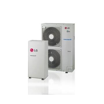 Αντλία Θερμότητας LG 16kW Υψηλών Θερμοκρασιών Split HN1610H.NK2/HU161H.U32