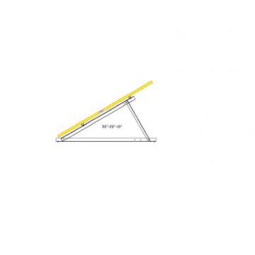Τρίγωνο αλουμινίου K2