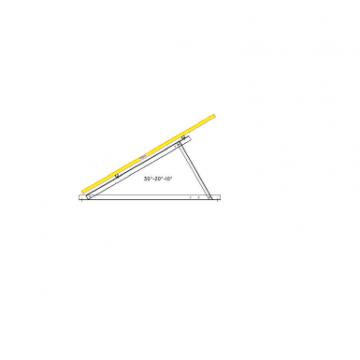 Τρίγωνο αλουμινίου K2 ALU