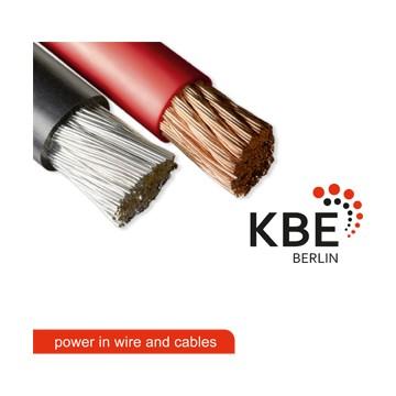 Καλώδιο συνεχούς ρεύματος KBE 4,0 DB PV1-F